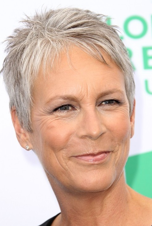 Short Hairstyle for Women Over 50 Pretty Designs