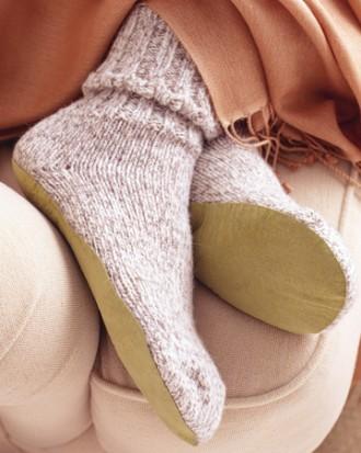 Slipper Socks for Him