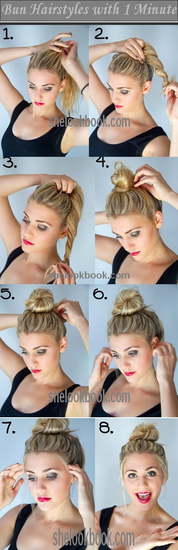 Small Hair Knot