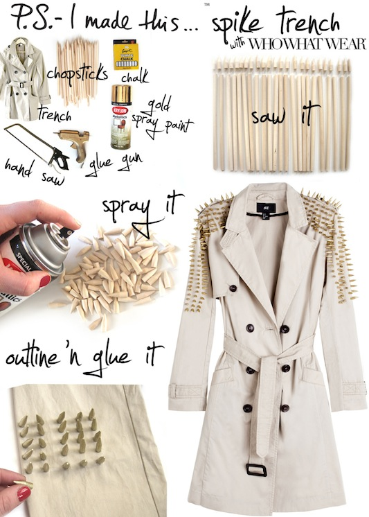 Spiked Trench