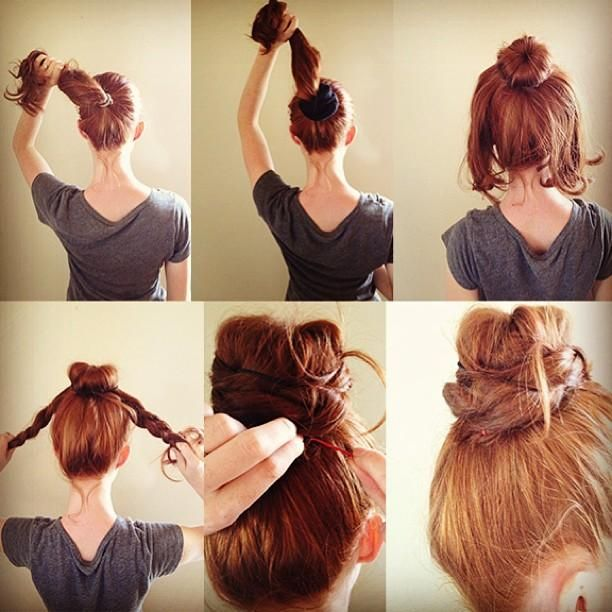 18 pretty simple bun hairstyles tutorials for 2019 pretty designs.