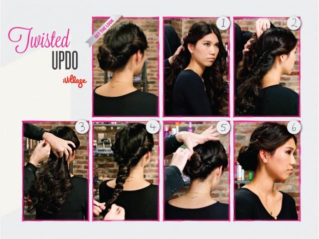 Enjoyable 20 Easy And Sassy Diy Hairstyle Tutorials Pretty Designs Short Hairstyles For Black Women Fulllsitofus