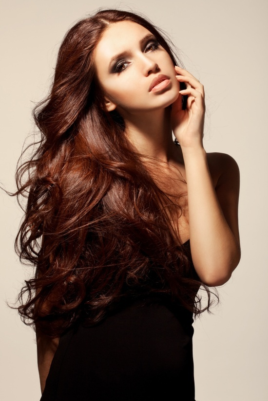 12 Vouluminous Curly Hairstyles For Long Hair Pretty Designs