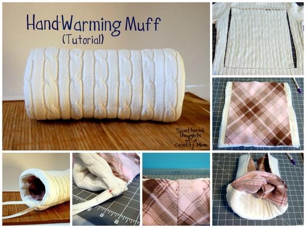 Warming Muff