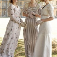 The Downton Abbey Season 3 Fashion Inspiration Reveal