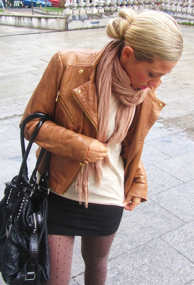 14 Ways to Wear Your Brown Jacket