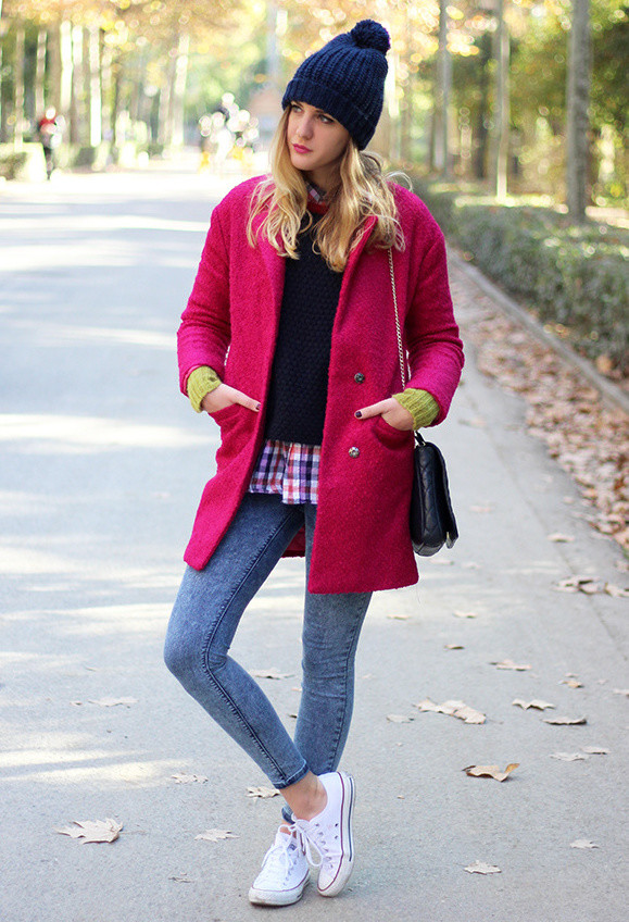 15 Combination Ideas for Trendy Looks with Sneakers