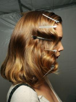 1940s Curls