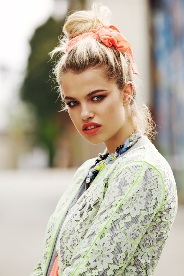 Learn from Hailey Clauso: Spring 2014 Collections for Lovers & Friends