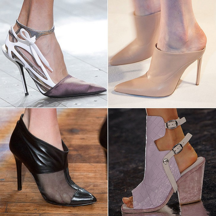 5 Spring Shoe Trends for You to Try in 2014