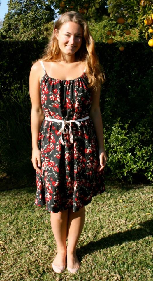A New Dress (After)