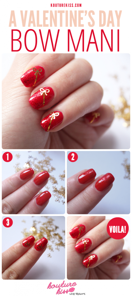 10 Simple Nail Art Tutorials For The Season Pretty Designs