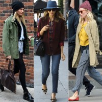 Celebrities Tell You How to Make Your Outfit All About the Hat