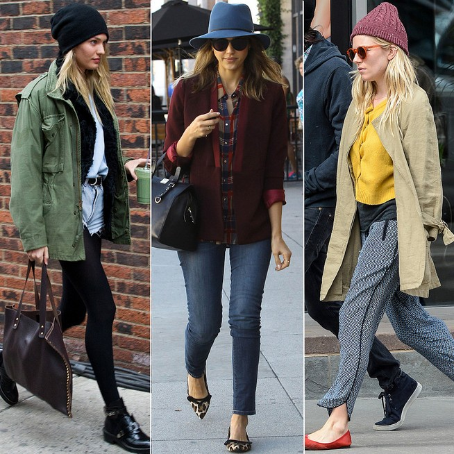Celebrities Tell You How To Make Your Outfit All About The Hat Pretty Designs