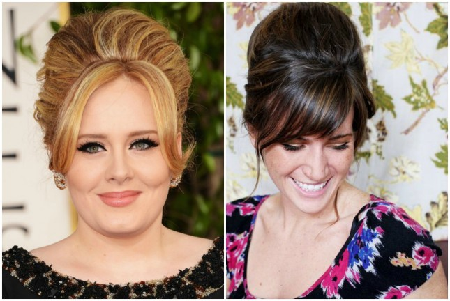 Cool Hair Tutorials How To Do A Celebrity Inspired Hairstyle Pretty Hairstyles For Women Draintrainus