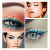 Colorful Eyeliners: Blue Eyeliners