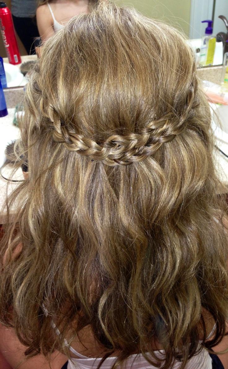 15 Crown Braid Hairstyle Designs You Must Love Pretty