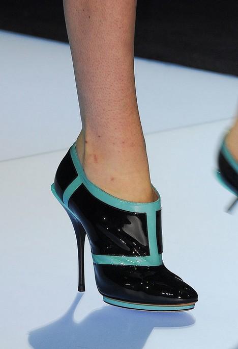 A Collection Of Emporio Armani Versace Prada Fall 2014