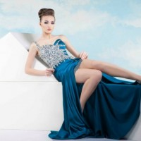 Gorgeous Evening Dresses for Spring/Summer 2014 by Tony Chaaya