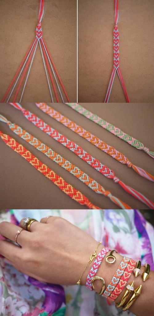 Heart Shape Bracelets