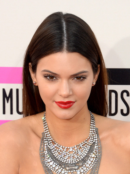 Kendall Jenner Long Center Part