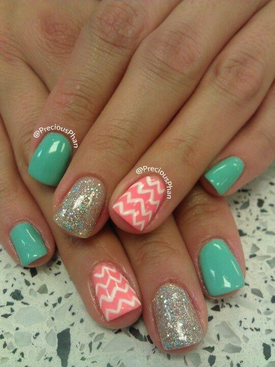 15 Fashionable Nail Ideas You Must Like Pretty Designs