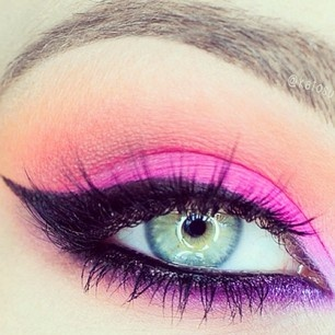 Pretty Pink Eye Makeup Tutorials And Ideas For A Romantic