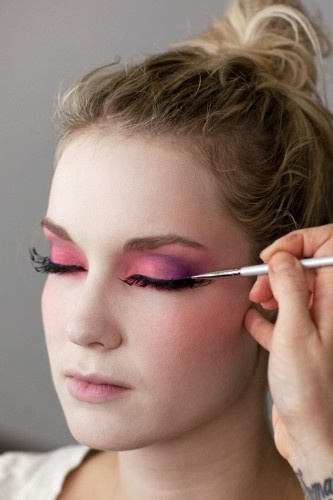 Lovely Pink Eye Makeup Ideas