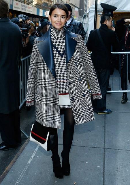 Miroslava Duma's Fabulous Outfit Look