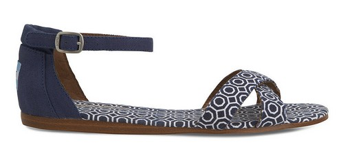 Multi Geometric TOMS x Jonathan Adler Women's Correa Sandal ($59)