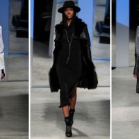 Kenneth Cole Collection: Exaggerated Fedora - New It Hat for Fall 2014 Fashion Trends