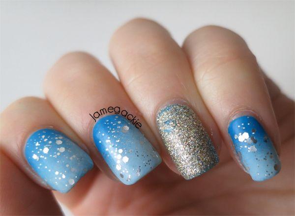 15 Ocean Nail Arts - Pretty Designs