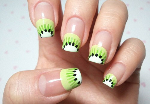 Pretty Nails - 16 Fruit Nail Art Designs For Summer - Pretty Designs