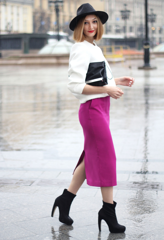14 ways to rock the style of pencil skirts pretty designs