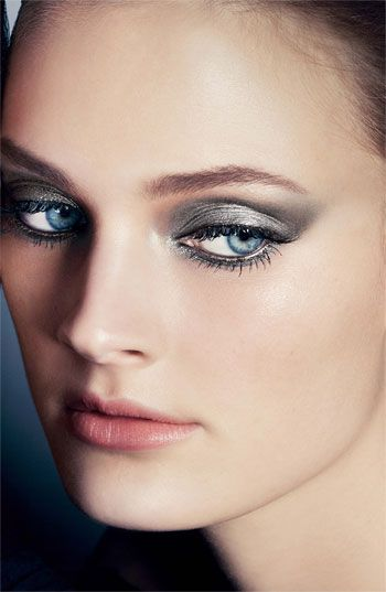 Shimmer Makeup Ideas: Decent Beauty