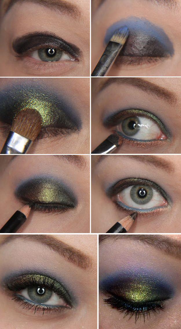 Shimmer Makeup Tutorials: Chic Shimmer