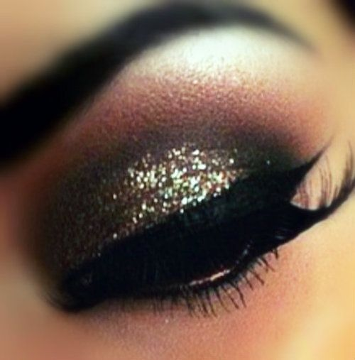 Shimmer Makeup Tutorials: Shimmering Coffee