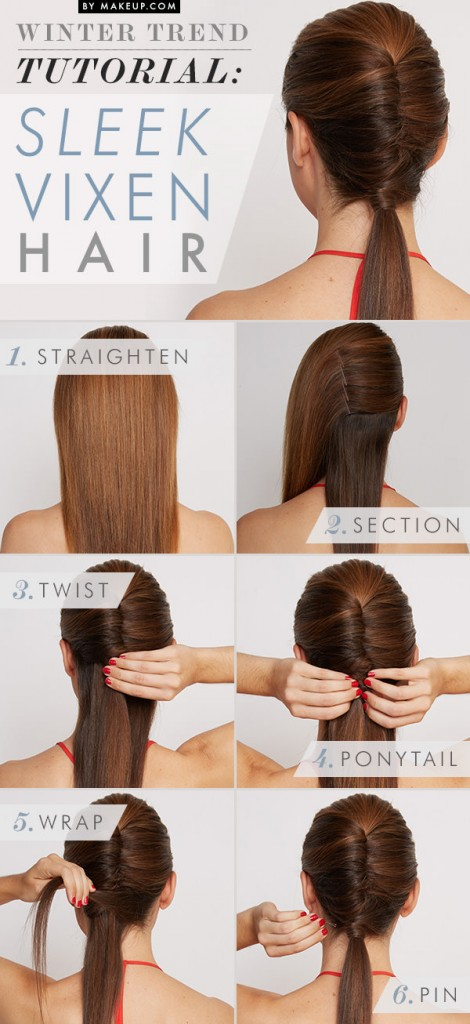 Tremendous 16 Ultra Easy Hairstyle Tutorials For Your Daily Occasions Hairstyle Inspiration Daily Dogsangcom