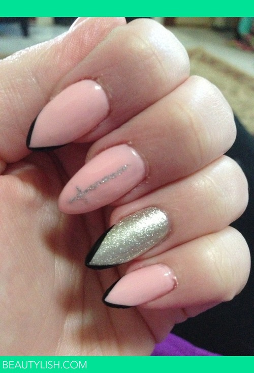 Sliver and Pink