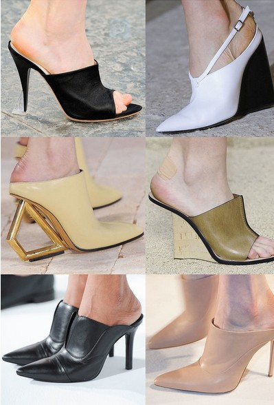 Spring Shoe Trend 4 - Mules