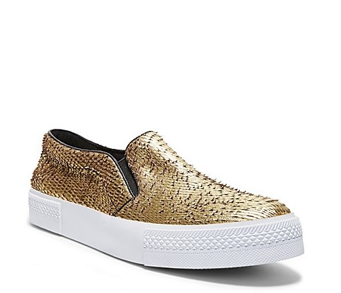 Steve Madden TNYC Blond Leather