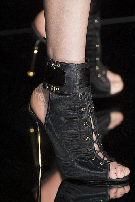 Summer Booties - Tom Ford Spring 2014