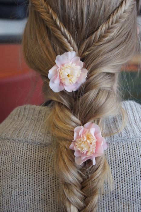 Tri-braid Hair