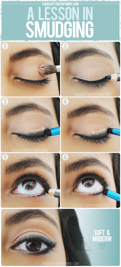 Useful Makeup Tutorials for Sophisticated Looks: How to Smudge