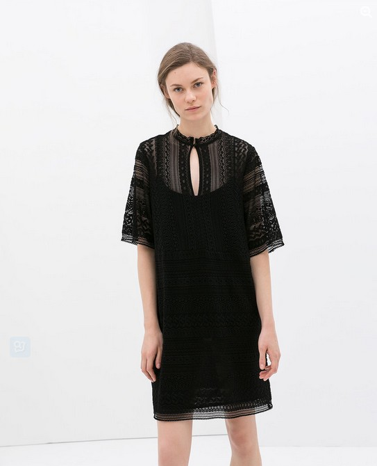 12 On Trend Pieces From Zara For Your Spring Look 2014