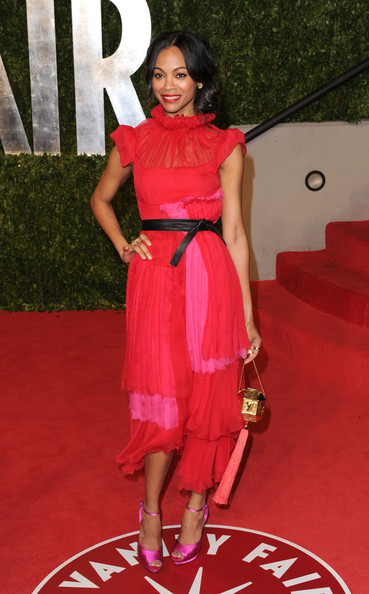 10 Celebrities Tell You How to Pair yourself with Pink &amp Red for ...