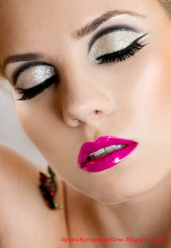 16 Stunning Party Makeup Ideas For Fashionistas - Pretty Designs