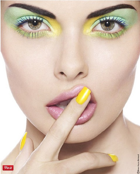 17 Lovely Pastel Makeup Ideas
