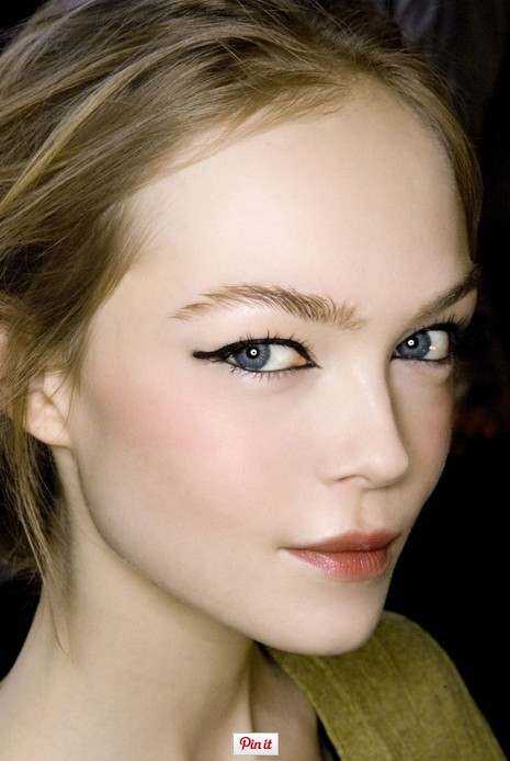 17 Pretty Makeup Ideas With Pastel Colors: 17 Perfect Natural Makeup Looks For Spring