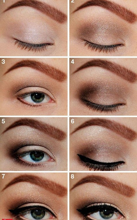 18 Beautiful Eye Makeup Tutorials